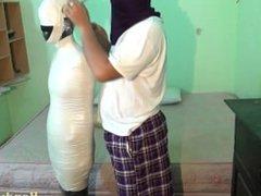 Mummification and shock