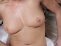 Big Tits Hot Blonde Mom Gets Ready Before Son Arrives Home