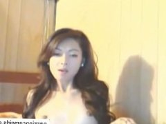 asian with perfect body and tits fingers on webcam - passioncamgirls.com