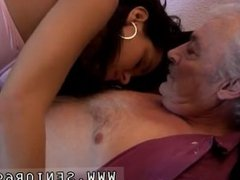 Old mature bbw couple Bruce a messy old dude loves to nail youthful
