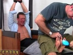 Gay man fuck small boy anal bareback feet Gordon Bound & Tickle d