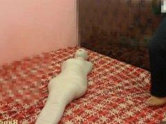 White Tape Mummification