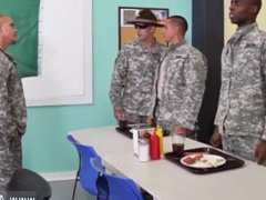 Gay porn sex to boy to boy and big dick cumshot movies Yes Drill Sergeant!