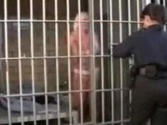 Hot girl in Jail