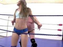 Maledom Mixed Wrestling Clip