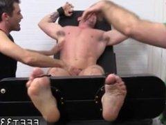 Black men jerkin there dicks off gay porn Trenton Ducati Bound & Tickle d