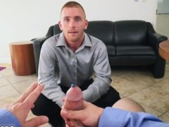 Boy fucking gay sex boy Keeping The Boss Happy