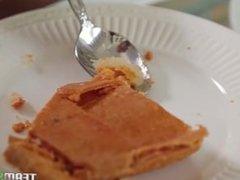 Nice Cream pie for Dessert