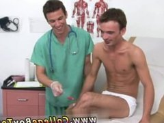 Free male physical video gay porn My new patient was waiting in the