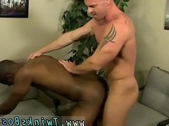 Gay cute blonde boys being fucked and black