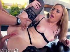 FantasyHD - Hot chicks love cock in there ass