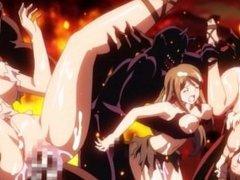 [HD]黒獣 ~気高き聖女は白濁に染まる~[Episode 1]