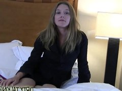 I just love jerking off your big hard cock JOI