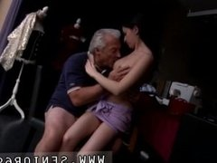 Guy fuck his old sister and italian webcam Horny senior Bruce spots a