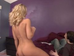 Nicole Aniston dominating her boyfriend part 2