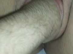 Fisted and creampie wake up