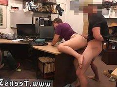 Amateur girlfriend handjob and huge tits