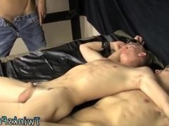 Hot blonde men gay feet and male long hair nude This time he's torturing