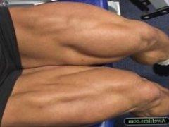 Robin Parker gym