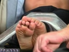 Gay porn movie feet and gallery of men legs up showing hole Gordon Bound
