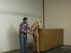 Very Hot Nikki Masters Handcuffed Arrested Gotcuffs