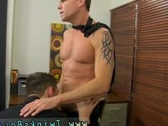 Free masturbate gay movie Jason's firm schlong and swaying testicles are