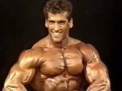 Bodybuilder Perfection Bob Paris