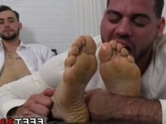 Gay porn in hindi tumblr KC loves to have his feet serviced and got a