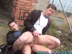 Public outdoor male ejaculation clips gay so we had to stop somewhere and