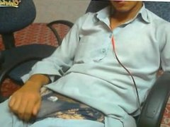 Exceptionally Cute Indian Boy Revealing His Ultra big Treasures On Cam