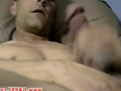 movies of men with cum on face gay Handsome