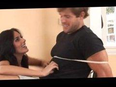 wife tickle husband