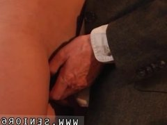 Old and young daughter and penetrating the
