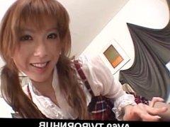 Rika Sakurai top rated scenes of great Asian sex
