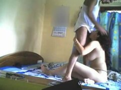 Desi Indian cute gf fucked by bf n whole body sucked nicely