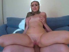 Chubby arab anal She has a super-cute body