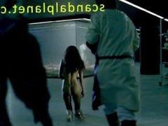 Thandie Newton Nude Boobs In Westworld TV Show