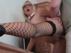 German amateur fuck and cum compilation