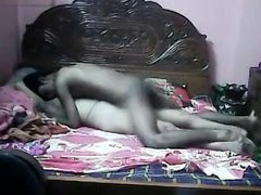 Indian Girlfriend with her Lover