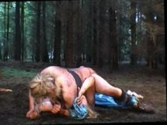 Forest catfight leads to tribbing