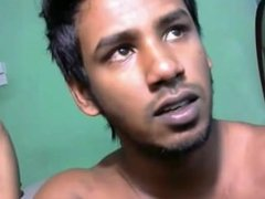 Newly married south indian couple with ultra hot babe WebCam Show (8)