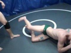Eli Black vs Joey Cantrel