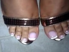 Sexy french toes