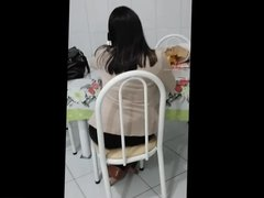 delicious ass of sister in law bitch brazilian