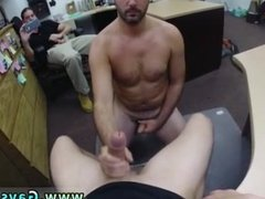 Young gays to eat cum Straight dude goes