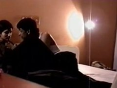 Indian Couple Having Sex In Hotel Bedroom