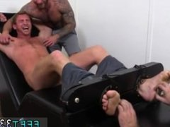 Sexy free gay sex gifs Connor Maguire Jerked & Tickle d