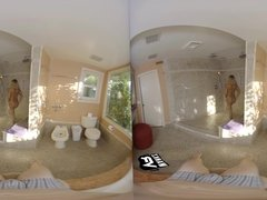 Sex With Hot Girl In The Bathroom! (VR)