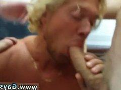 Straight gay man fucks lesbian and straight