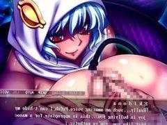 The request Button : Echidna ( Violated Hero 4 )